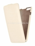 Чехол для iPhone 6 Plus Ainy Leather Case, цвет White